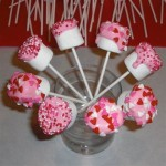 Recipe: Valentine's Day Marshmallow Pops
