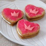 Recipe: Pretty Princess Heart Cookies