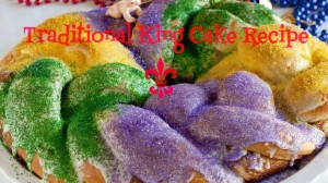 Quick Traditional King Cake