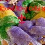 Recipe: Quick Classic Mardi Gras King Cake