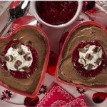 Recipe: Raspberry Kissed Chocolate Mousse