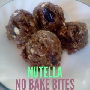 Recipe: Nutella No Bake Bites