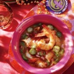 Recipe: Light Louisiana Shrimp & Sausage Gumbo