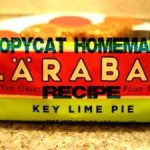 Copycat Homemade Key Lime Pie LARABAR