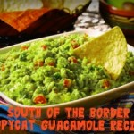 Recipe: South of the Border Guacamole
