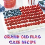 Recipe: Grand Old Flag Cake