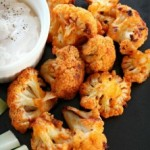 Recipe: Cauliflower Buffalo Bites