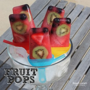 Recipe Fruit Pops