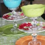 DIY $3 Dessert & Treat Stand