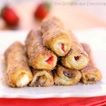 Recipe: French Toast Roll Ups