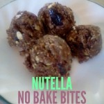 Recipe: Nutella No Bake Bites