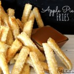 "Recipe: Apple Pie ""French Fries"""