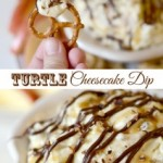 Recipe: Turtle Cheesecake Dip
