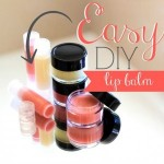 Easy Natural DIY Lip Balm