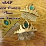 DIY Tiara of Queen Elsa from Frozen