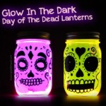 Easy Dia de los Muertos (Day of the Dead) Lantern Tutorial