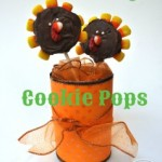 Recipe: DIY Turkey Cookie Pops