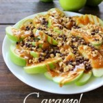 Recipe: Caramel Apple Nachos