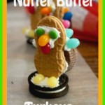 DIY Nutter Butter Turkey Cookies
